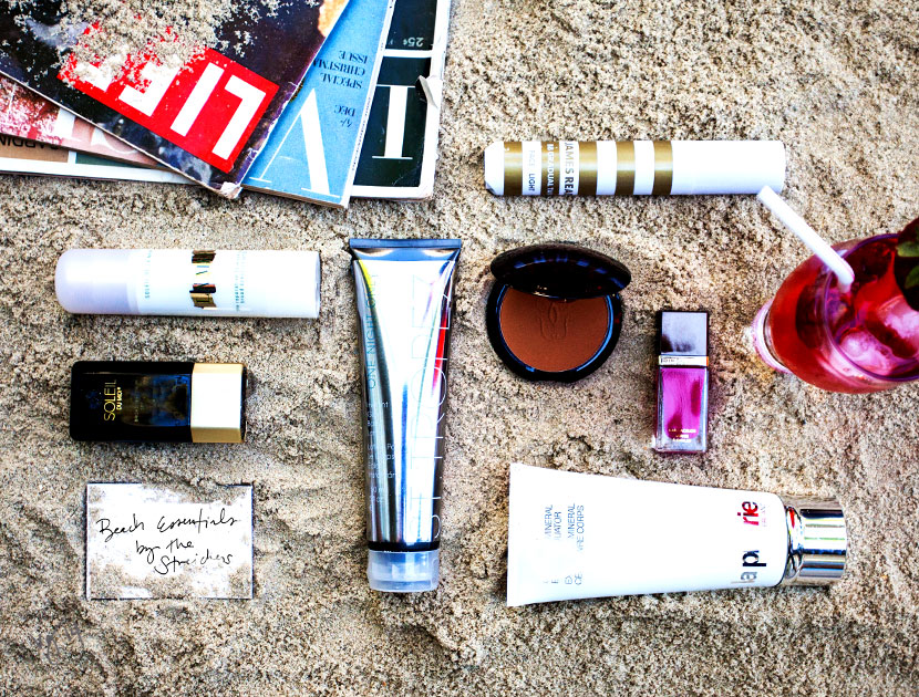 Beach beauty essentials archive