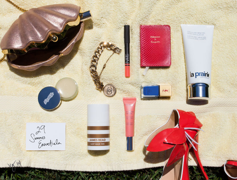 29 summer essentials archive